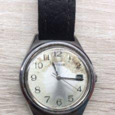 Recambios de relojes: RELOJ CITIZEN 53-1090CARGA MANUAL FUNCIONA. Lote 182623637