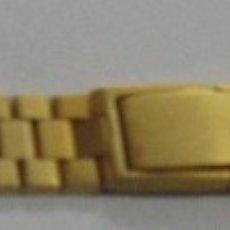 Recambios de relojes: PULSERA RELOJ Z.R.C PLAQUE ORO. Lote 182860060