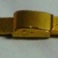 Recambios de relojes: PULSERA RELOJ Z.R.C PLAQUE ORO. Lote 182861640
