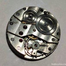 Recambios de relojes: ETA 853 - MECANISMO INCOMPLETO. Lote 182876740