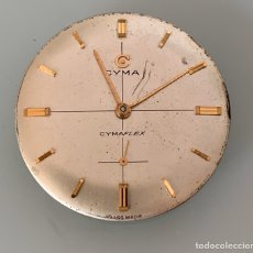 Recambios de relojes: MAQUINARIA RELOJ CYMA CYMAFLEX R.404.2. Lote 183166247