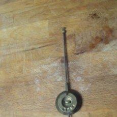 Recambios de relojes: ANTIGUO PENDULO PARA MAQUINA PARIS RELOJ DE SOBREMESA-AÑO 1860- - LOTE Nº 210. Lote 183305516