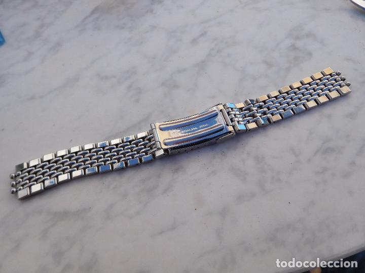 Recambios de relojes: Armis de acero para reloj Oris NOS - Foto 3 - 183738798