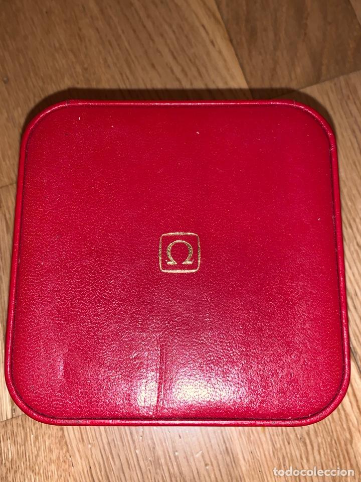 Recambios de relojes: Caja-estuche de reloj omega - Foto 3 - 183863322