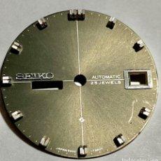 Recambios de relojes: SEIKO 5606A - ESFERA 27,4 M/M. Ø. Lote 184101512