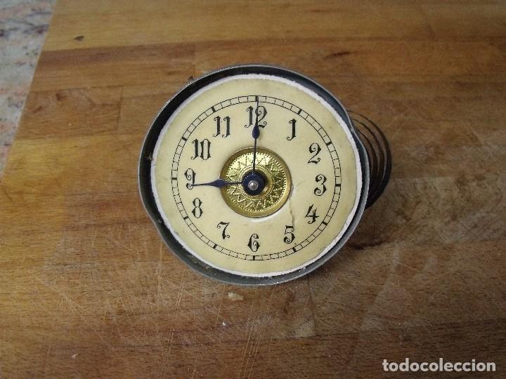 ANTIGUA MAQUINARIA RELOJ ART-NOUVEAU- AÑO 1920- LOTE 183 (Relojes - Recambios)