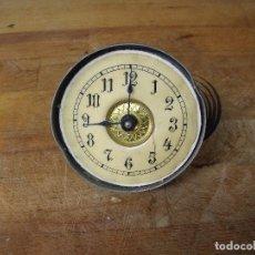 Recambios de relojes: ANTIGUA MAQUINARIA RELOJ ART-NOUVEAU- AÑO 1920- LOTE 183. Lote 184833945