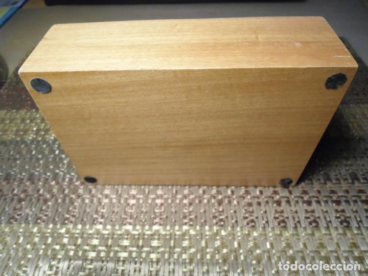 Recambios de relojes: Caja madera Reloj Citizen. - Foto 4 - 185925201