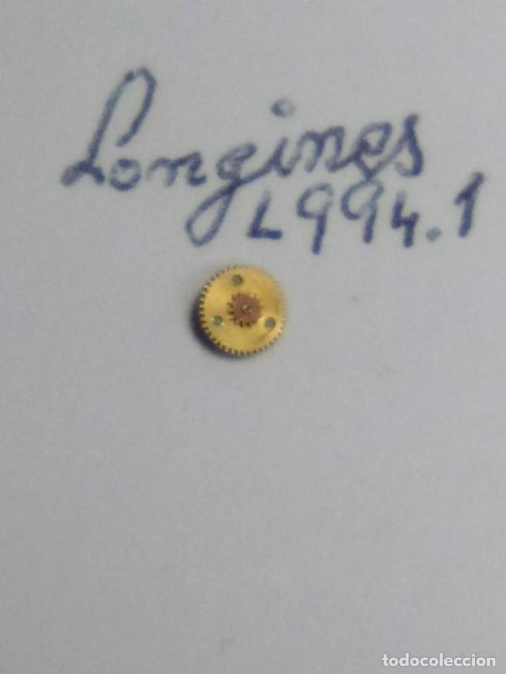 LONGINES - L 994.1 - RDA. DOBLE REINVERSORA DE AUTOMÁTICO - (CD- 5664) (Relojes - Recambios)