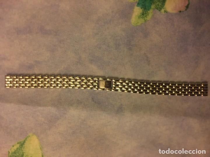 Recambios de relojes: Bonita correa de reloj nina ricci,nueva - Foto 2 - 186359327