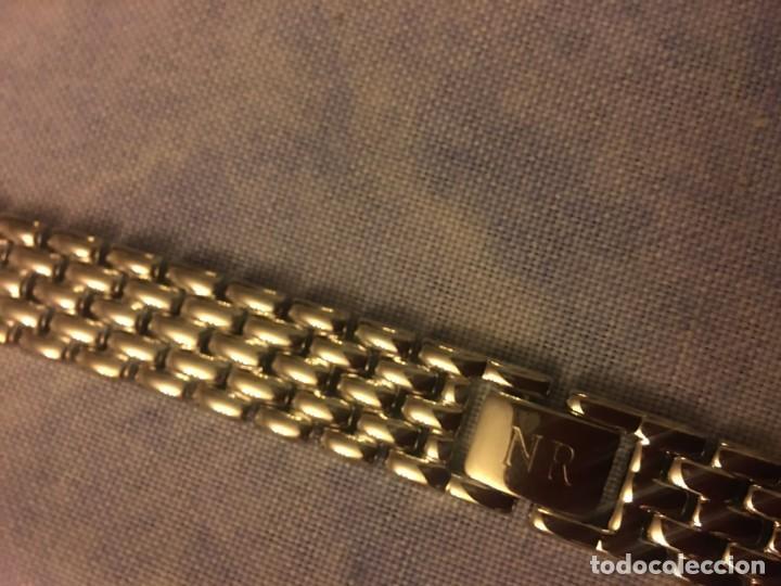 Recambios de relojes: Bonita correa de reloj nina ricci,nueva - Foto 3 - 186359327