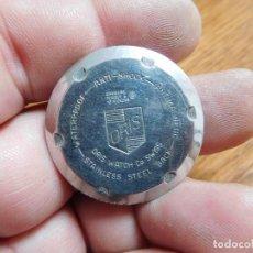 Recambios de relojes: FONDO DE ACERO ANTIGUO PARA RELOJ ORIS. Lote 187179856