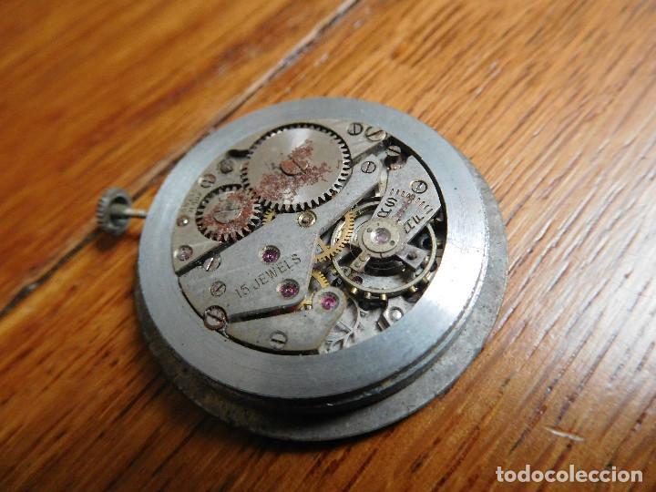 Recambios de relojes: Mecanismo de reloj Fortis - Foto 3 - 187181367
