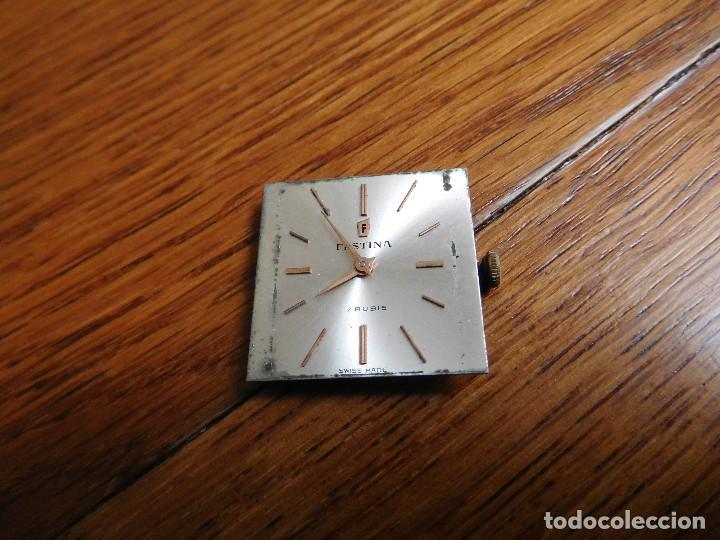 MECANISMO DE RELOJ FESTINA (Relojes - Recambios)