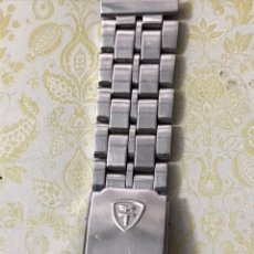 Recambios de relojes: CORREA THERMIDOR PARA RELOJ 18 MM •*•. Lote 188451658