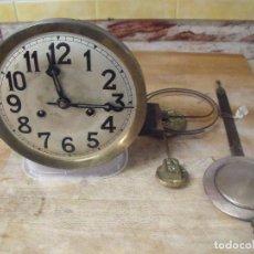 Pièces de rechange de montres et horloges: ANTIGUA MAQUINARIA GUSTAV BECKER-SILESIA- P-48- PARA RELOJ REGULADOR- FUNCIONA- AÑO 1920- LOTE 237. Lote 188492358