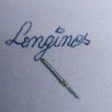 Recambios de relojes: LONGINES - 460 - 1 TIJA - (CD-BHZ). Lote 188708891