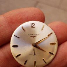 Recambios de relojes: MOVIMIENTO DE RELOJ LONGINES VINTAGE.. Lote 189325135
