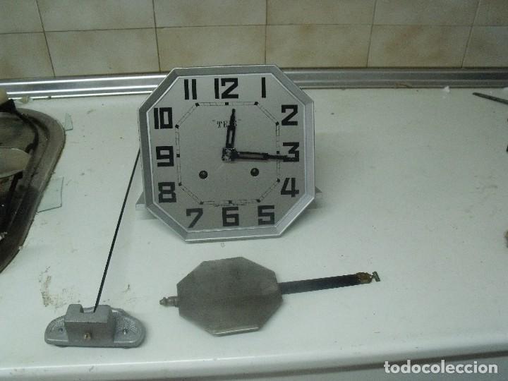 ¡¡GRAN OFERTA !!!ANTIGUA MAQUINARIA ODO-FUNCIONAL- AÑO 1920- LOTE 237 (Relojes - Recambios)