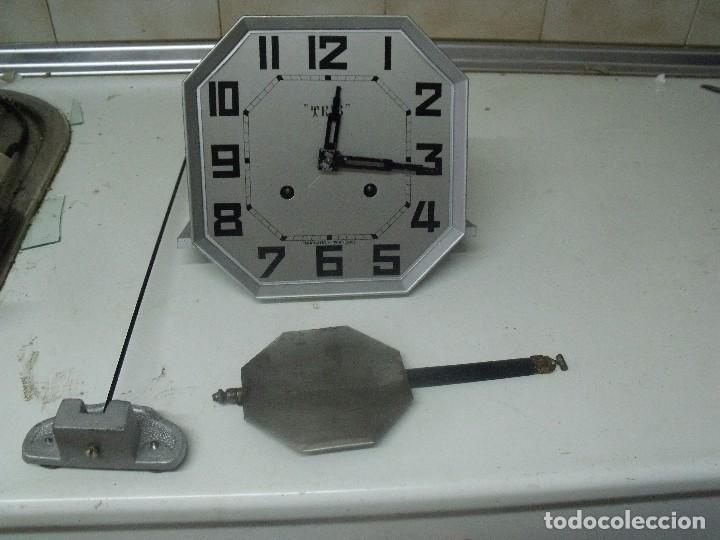 Recambios de relojes: ¡¡gran oferta !!!antigua maquinaria ODO-FUNCIONAL- año 1920- lote 237 - Foto 2 - 190454040