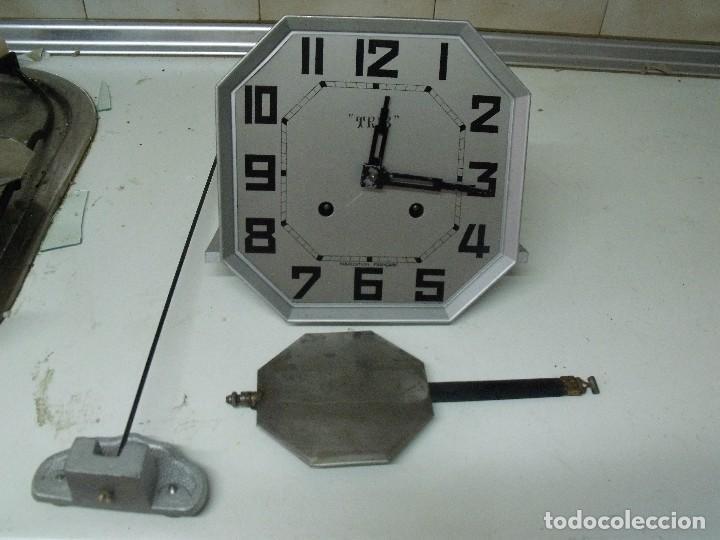 Recambios de relojes: ¡¡gran oferta !!!antigua maquinaria ODO-FUNCIONAL- año 1920- lote 237 - Foto 5 - 190454040