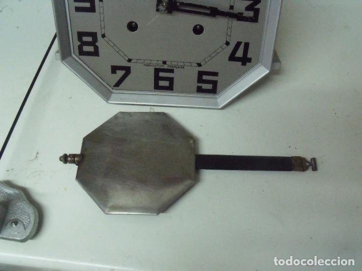Recambios de relojes: ¡¡gran oferta !!!antigua maquinaria ODO-FUNCIONAL- año 1920- lote 237 - Foto 7 - 190454040