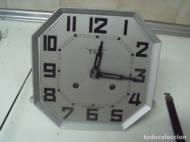 Recambios de relojes: ¡¡gran oferta !!!antigua maquinaria ODO-FUNCIONAL- año 1920- lote 237 - Foto 8 - 190454040