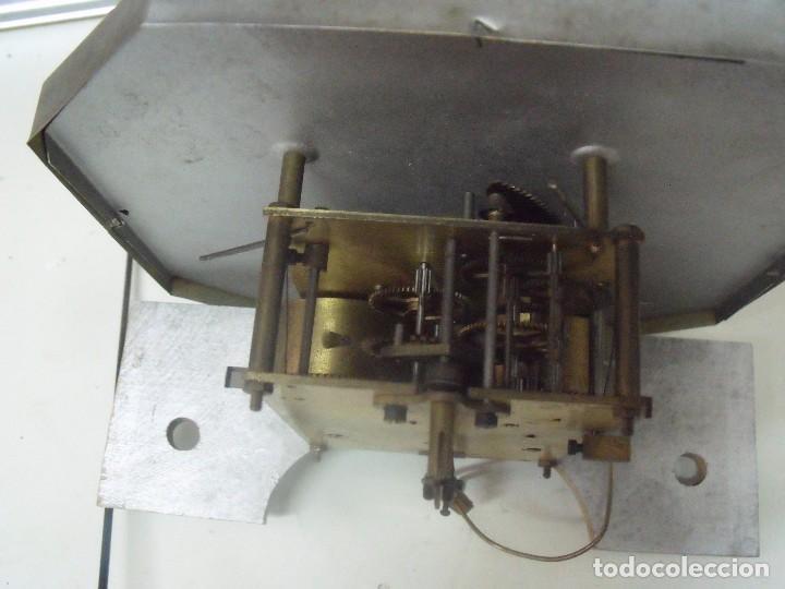 Recambios de relojes: ¡¡gran oferta !!!antigua maquinaria ODO-FUNCIONAL- año 1920- lote 237 - Foto 9 - 190454040