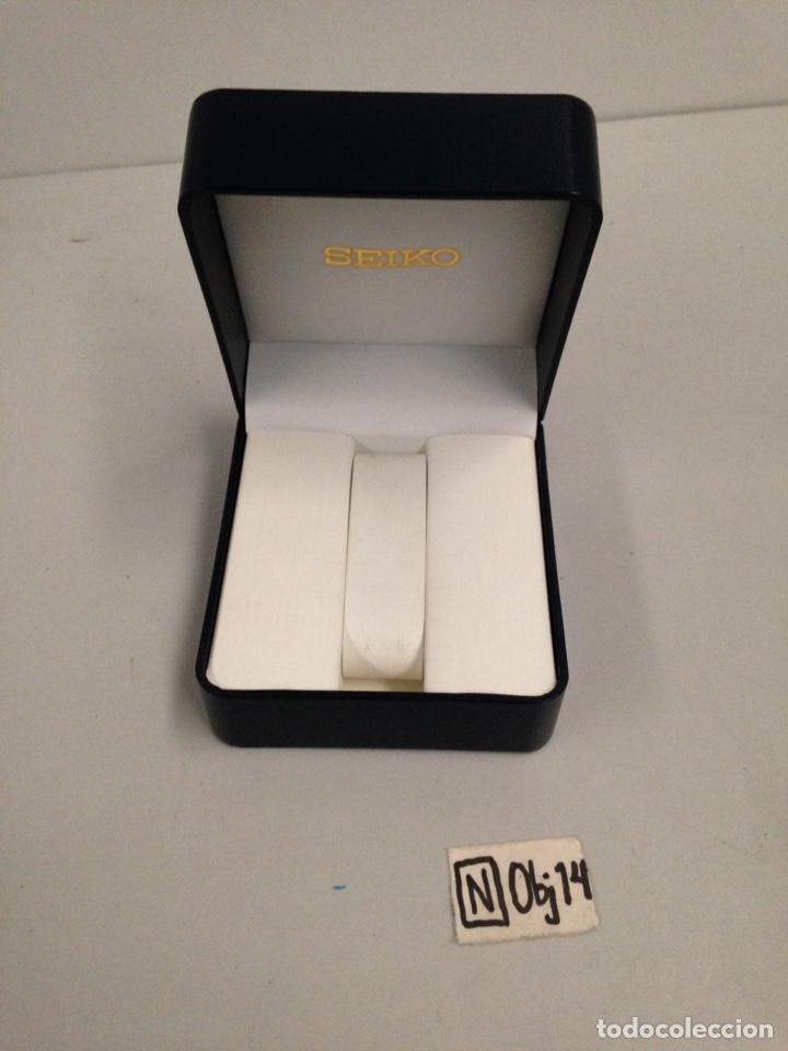 Recambios de relojes: Caja vacía seiko - Foto 2 - 190872398