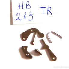 Recambios de relojes: PIEZAS RELOJ HB 213. Lote 191199878