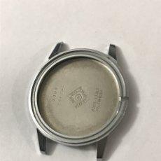 Recambios de relojes: CAJA RELOJ CYMA 1-2382/6006 SIN USAR 34 MM •*•. Lote 191563186