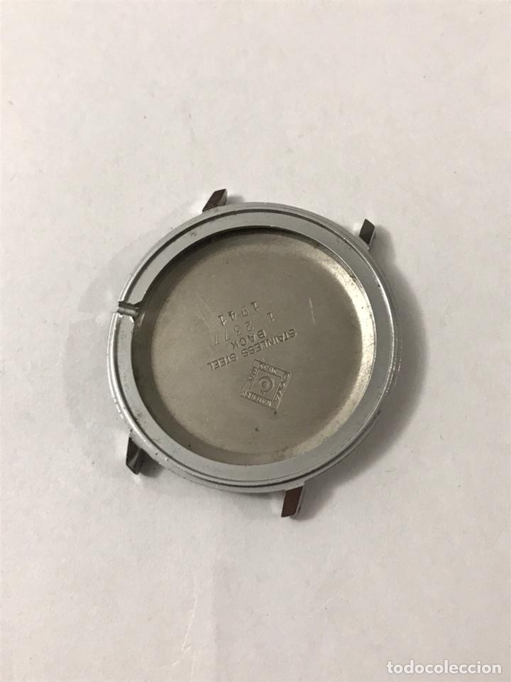 CAJA RELOJ CYMA 34 MM SIN USAR 1941 •*• (Relojes - Recambios)