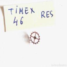 Recambios de relojes: PIEZAS TIMEX 46. Lote 191908981