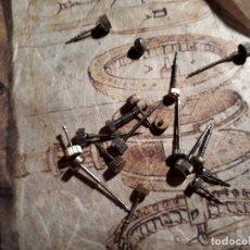 Recambios de relojes: CORONAS DE RELOJ. Lote 192766958
