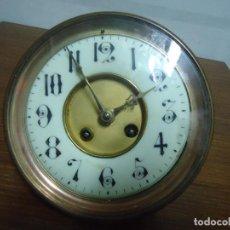 Recambios de relojes: ESFERA Y MAQUINARIA DE RELOJ HACIA 1880. Lote 192940678