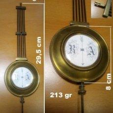 Recambios de relojes: PÉNDULO RA REF 58. Lote 194207060