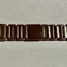 Recambios de relojes: PULSERA DE ACERO INOX PARA RELOJES . 165 X 18. M/M.. Lote 194212947