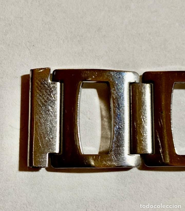 Recambios de relojes: PULSERA DE ACERO INOX PARA RELOJES . 165 X 18. M/M. - Foto 2 - 194212947