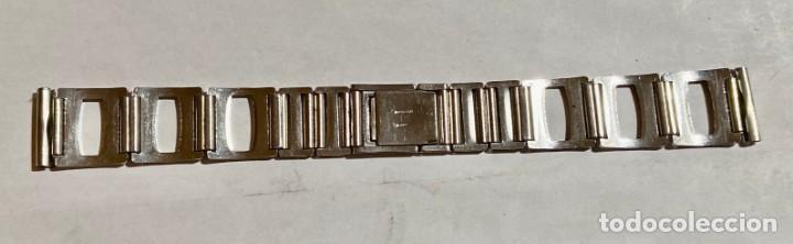 Recambios de relojes: PULSERA DE ACERO INOX PARA RELOJES . 165 X 18. M/M. - Foto 4 - 194212947