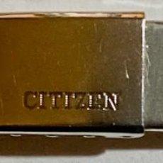 Recambios de relojes: PULSERA DE ACERO INOX CITIZEN . Lote 194214055