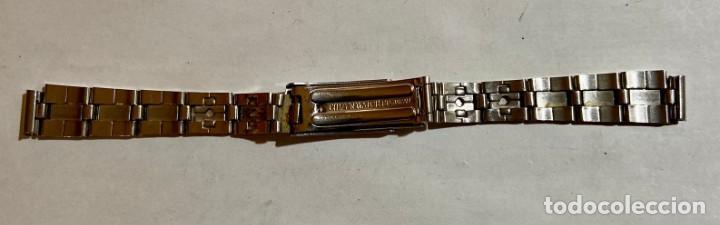 Recambios de relojes: PULSERA DE ACERO INOX CITIZEN - Foto 4 - 194214055
