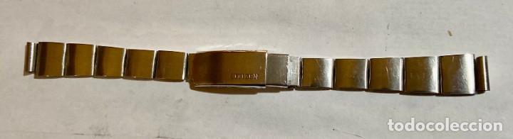 Recambios de relojes: PULSERA DE ACERO INOX CITIZEN - Foto 5 - 194214055