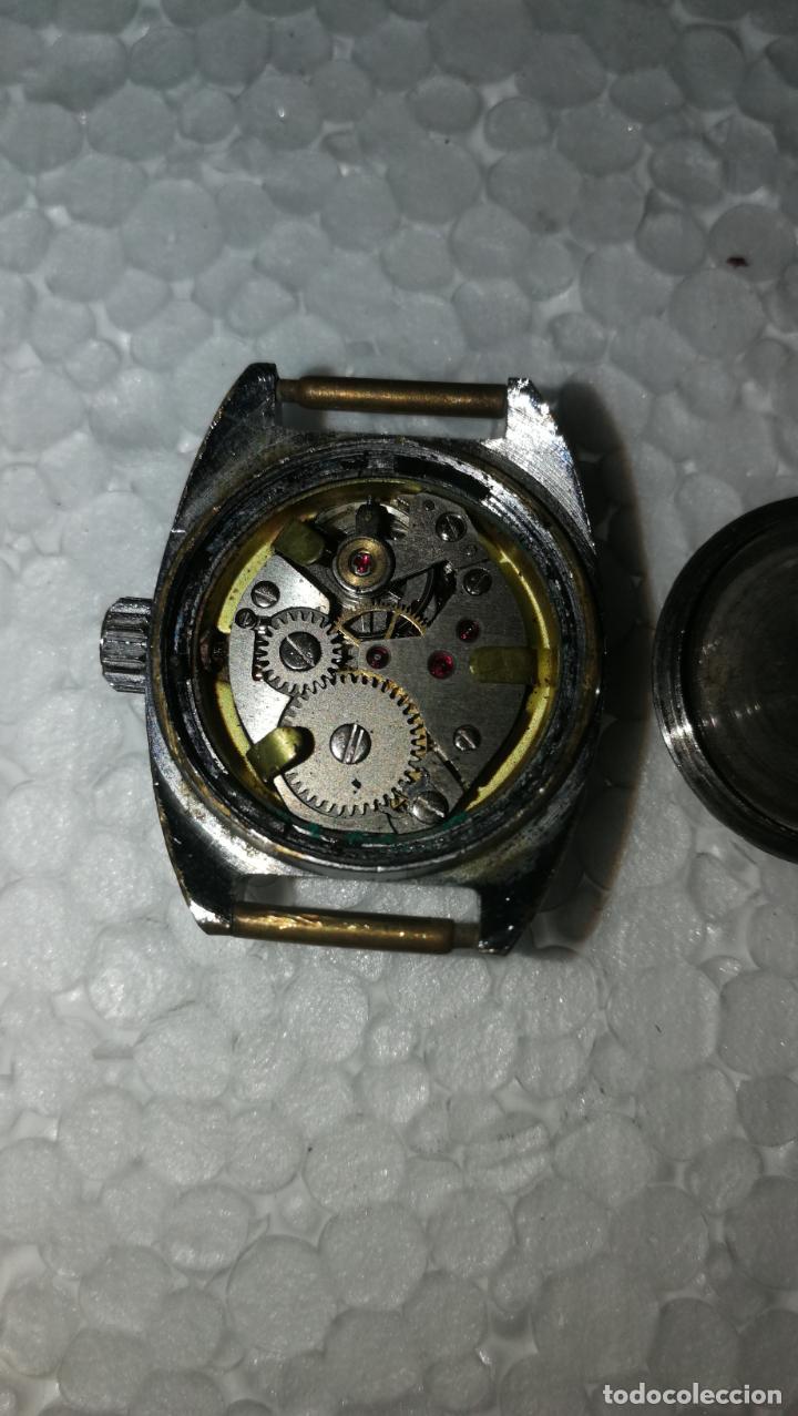 Recambios de relojes: LOTE DE MÁQUINAS PARA PIEZAS - Foto 3 - 194240548