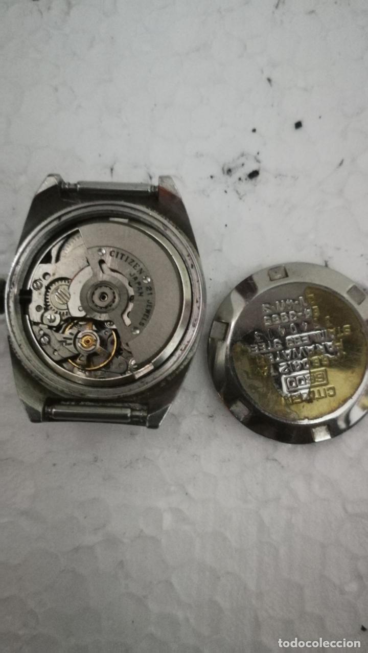 Recambios de relojes: LOTE DE MÁQUINAS PARA PIEZAS - Foto 6 - 194240548