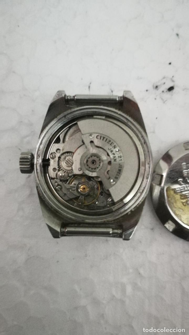 Recambios de relojes: LOTE DE MÁQUINAS PARA PIEZAS - Foto 7 - 194240548
