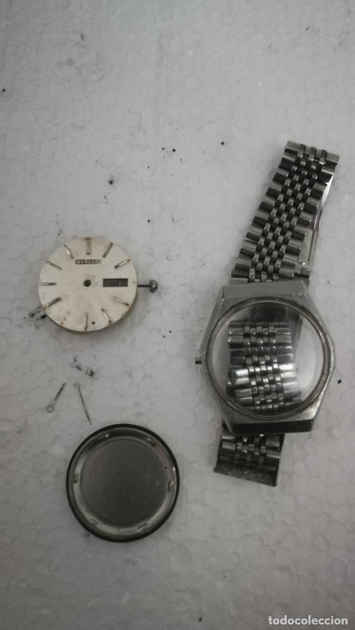 Recambios de relojes: LOTE DE MÁQUINAS PARA PIEZAS - Foto 8 - 194240548