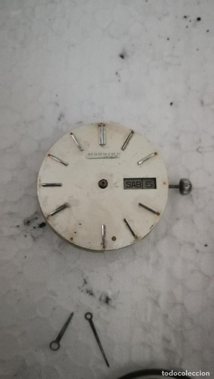 Recambios de relojes: LOTE DE MÁQUINAS PARA PIEZAS - Foto 9 - 194240548