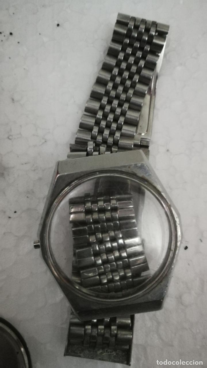 Recambios de relojes: LOTE DE MÁQUINAS PARA PIEZAS - Foto 12 - 194240548