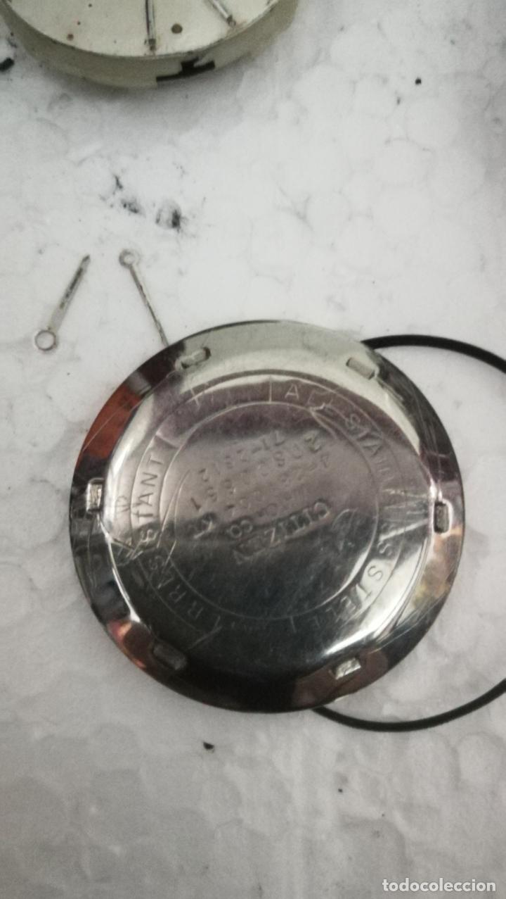 Recambios de relojes: LOTE DE MÁQUINAS PARA PIEZAS - Foto 13 - 194240548