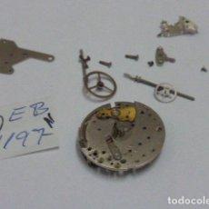 Recambios de relojes: EB 1197. Lote 194350733